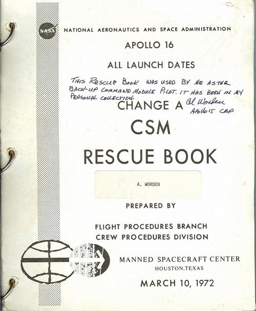 CSM Rescue Book Cover
