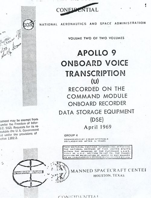 Apollo9OnboardVoiceTranscriptionVolumetwooftwocovebr